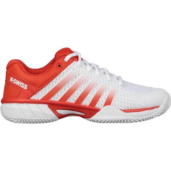 K-SWISS Damen Tennisschuhe Sandplatz Express Light HB | Schuhe > Sportschuhe > Tennisschuhe | White | K-SWISS TENNIS