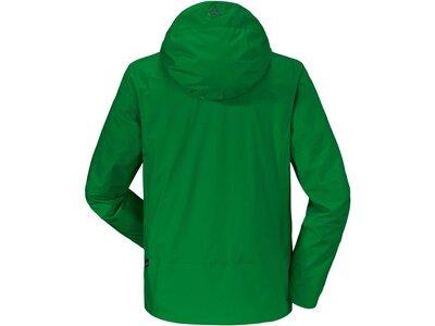 SCHÖFFEL Herren Wanderjacke ZipIn! Jacket Vancouver Grün