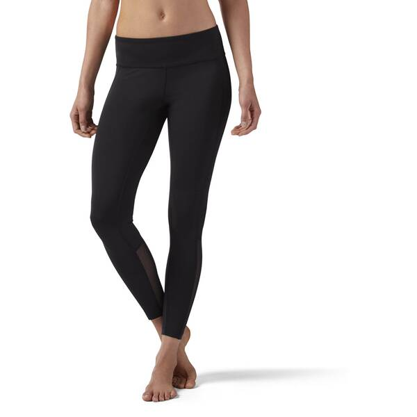 REEBOK Damen Mesh Tight