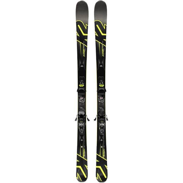 K2 Herren Skier Konic 76 inkl. Bindung Photon M2