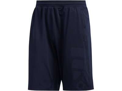 "ADIDAS Herren Trainingsshorts ""4KRFT Graphic Badge of Sport"" Braun"