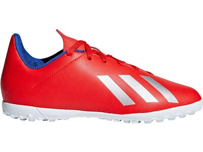 ADIDAS Kinder Fußballschuhe X 18.4 TF Rot