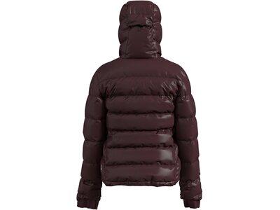 ODLO Damen Jacket insulated Cocoon N-Thermic X-Warm Schwarz