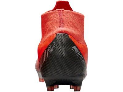 NIKE Fußball - Schuhe - Kunstrasen Mercurial Superfly VI Pro CR7 AG-Pro Schwarz