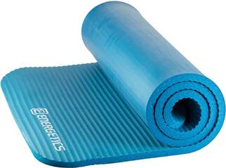 ENERGETICS Gymnastikmatte / Fitnessmatte NBR Mat 1.5 small
