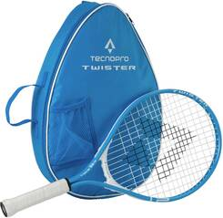 TECNOPRO Kinder Tennisset Twister 21 besaitet