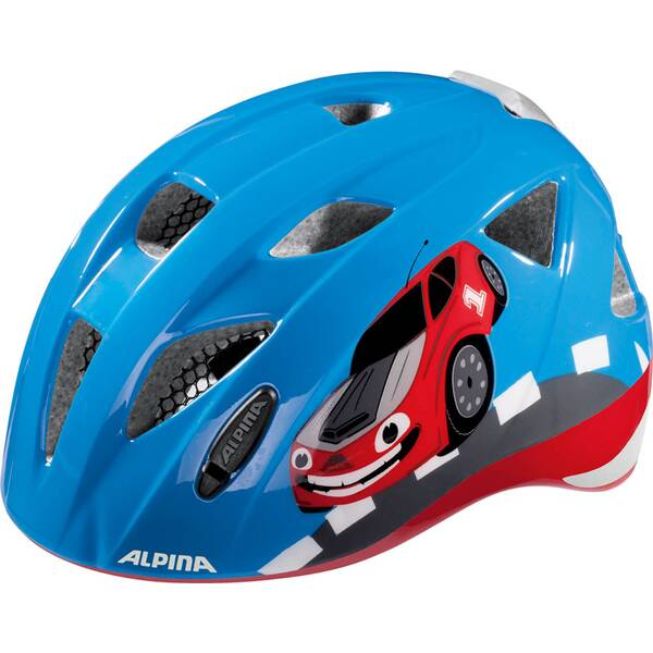 "ALPINA Kinder Radhelm ""Ximo Flash"""