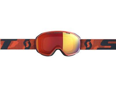 "SCOTT Skibrille / Snowboardbrille ""Fix"" Orange"