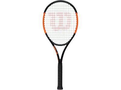 """WILSON Tennisschläger """"Burn 100LS"""" Schwarz"""