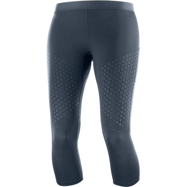 "SALOMON Damen Lauftights ""Support Mid Tight W"" 3/4-Länge"