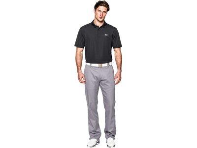 "UNDERARMOUR Herren Golf-Poloshirt ""Parformance"" Kurzarm Schwarz"