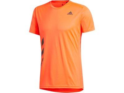 ADIDAS Running - Textil - T-Shirts Run It T-Shirt Running Rot