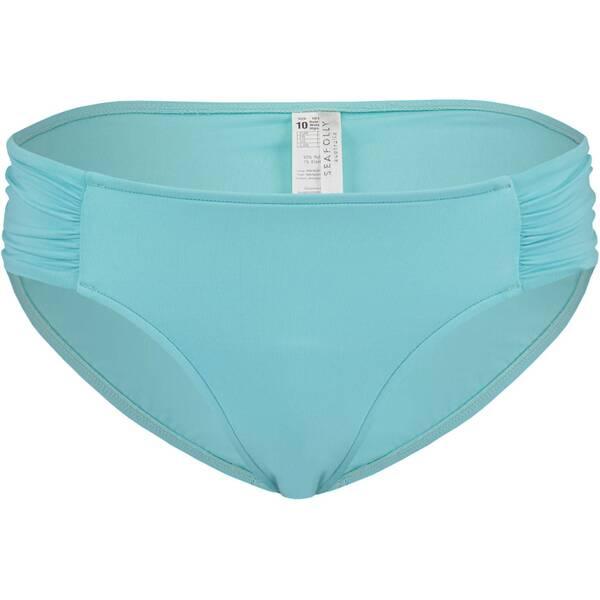 Bademode - SEAFOLLY Damen Bikinihose › Blau  - Onlineshop Intersport