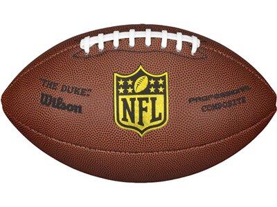 "WILSON American Football ""NFL The Duke"" Braun"