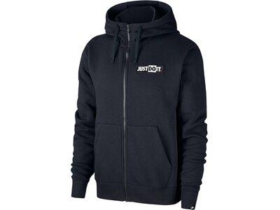 """NIKE Herren Sweatjacke """"Sportswear JDI"""" Schwarz"""