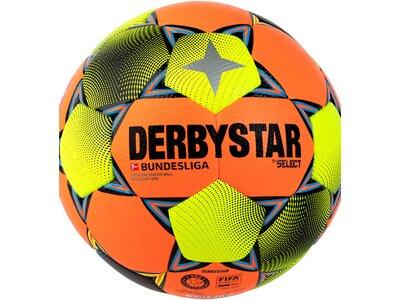 DERBYSTAR Equipment - Fußbälle Bundesliga Brillant APS Winter Spielball Schwarz