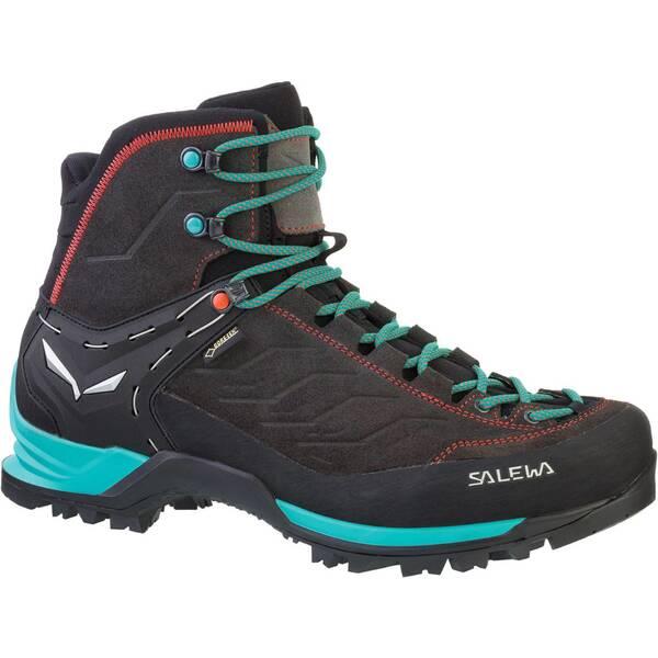 SALEWA Damen Trekkingschuhe WS MTN Trainer MID GTX Grau
