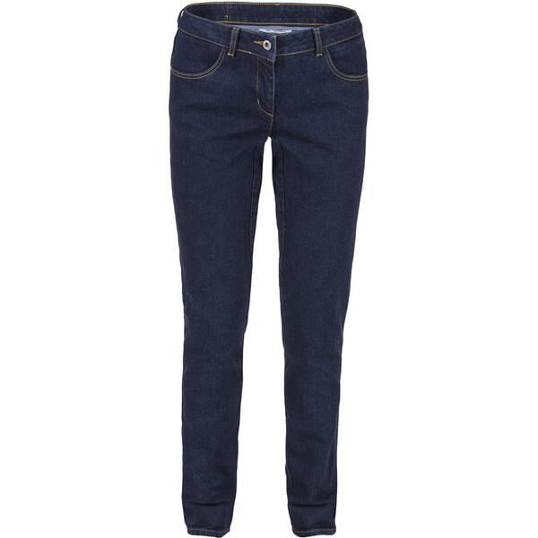 VAUDE Damen Jeans Women's Larvik Grau