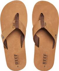 REEF Herren Zehensandalen Leather Smoothy