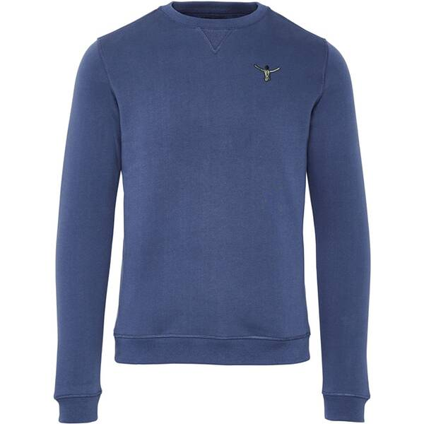 CHIEMSEE Sweatshirt im coolen Retro Design