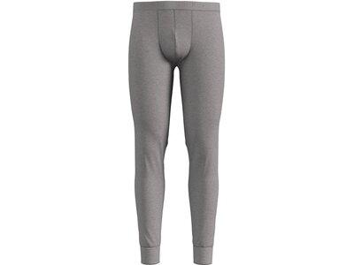 "ODLO Herren Funktionshose ""SUW Bottom Pant Natural 100%"" Grau"