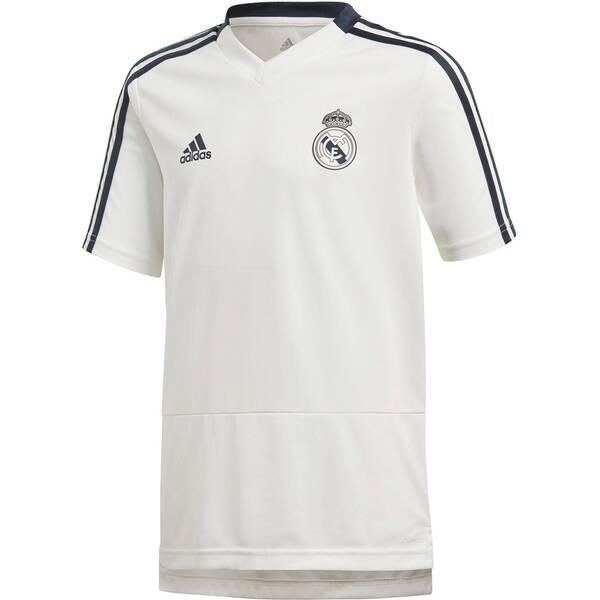 ADIDAS Jungen Fußball Shirt Real Madrid Kurzarm