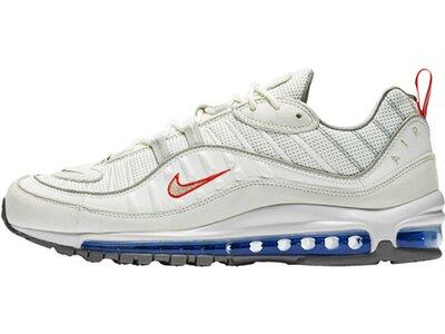 "NIKE Herren Sneaker ""Air Max 98"" Weiß"
