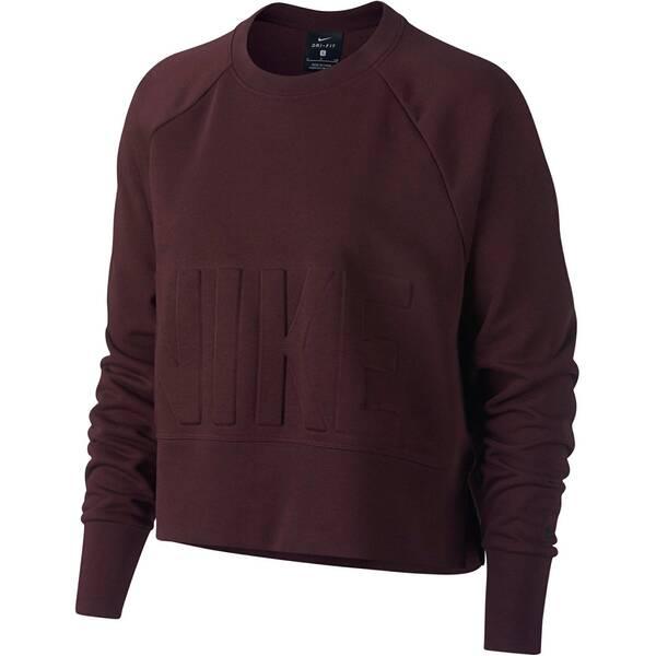 NIKE Damen Sweatshirt Cropped
