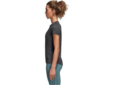 ADIDAS Damen Trainingsshirt FreeLift Prime Grau
