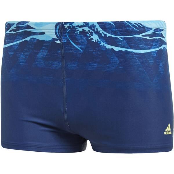 ADIDAS Herren Parley Swim Boxer-Badehose