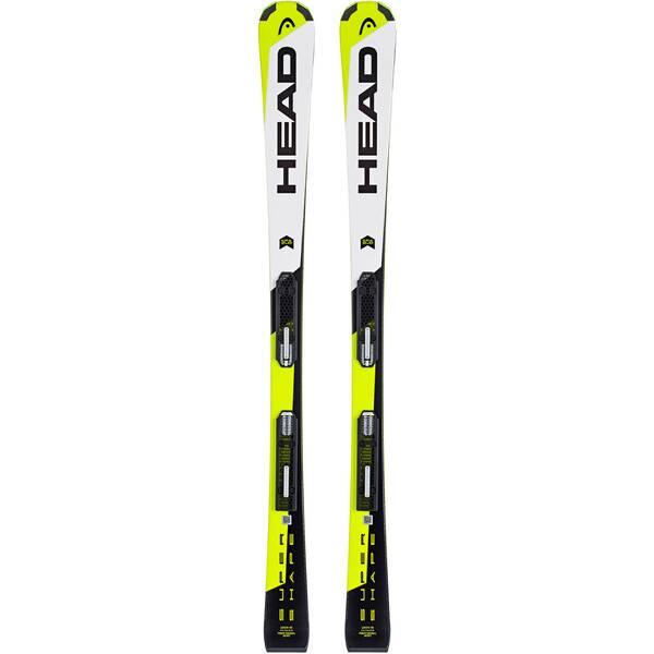 "HEAD Kinder Skier ""Supershape"" inkl. Bindung ""SLR 7.5 AC"""