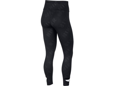 NIKE Damen Leggings Schwarz