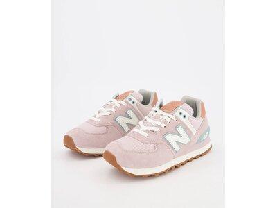 "NEWBALANCE Damen Sneaker ""574"" pink"