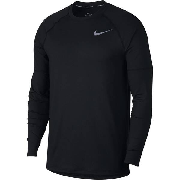 NIKE Herren Laufshirt Langarm | Sportbekleidung > Sportshirts > Laufshirts | Nike