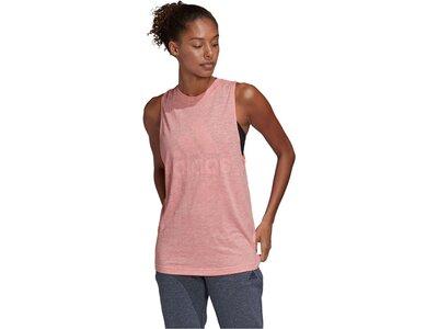 ADIDAS Damen Tank Top Pink