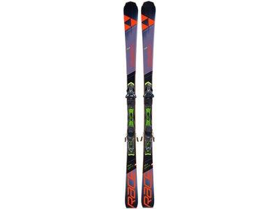 "FISCHER Herren Skier ""The Curv Race Ti"" inkl. Bindung ""RC4 Z11GW"" Grip Walk Schwarz"
