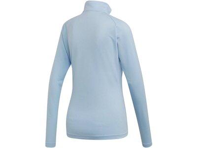 "ADIDAS Damen Outdoor-Shirt ""Terrex TraceRocker"" Langarm Grau"