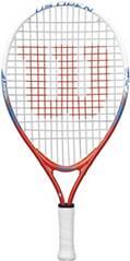 WILSON Kinder Tennisschläger US Open 19 - besaitet