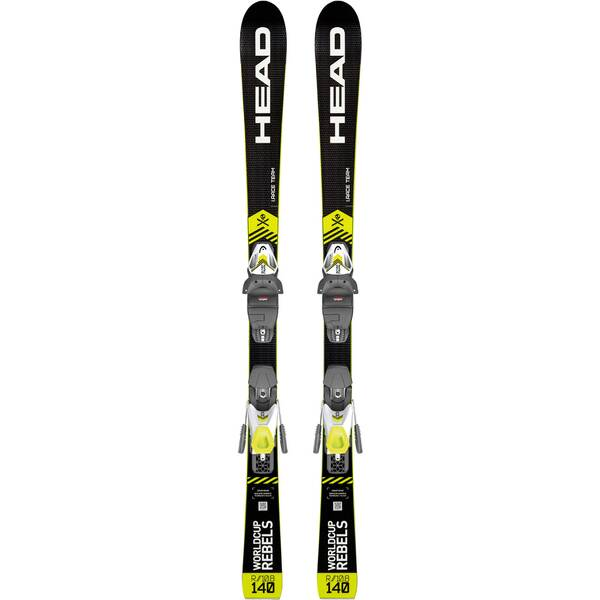 HEAD Kinder Skier Worldcup i.Race Team SLR PRO + Bindung SLR 7,5 GW