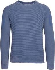 CHIEMSEE Strickpullover mit Plus Minus Logo auf der Schulter