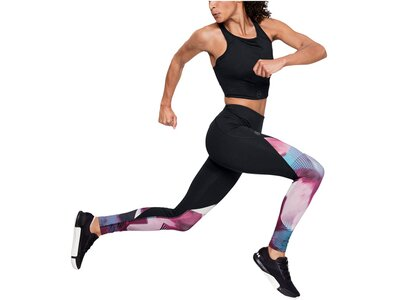 "UNDERARMOUR Damen Trainingstights ""Rush"" Pink"