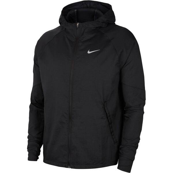 "NIKE Herren Laufjacke ""Essential Hooded Jacket"""