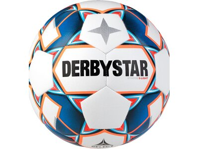 DERBYSTAR Equipment - Fußbälle Stratos S-Light v20 290 Gramm Lightball Grau