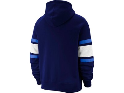 "NIKE Herren Sweatjacke mit Kapuze ""Air Full-Zip Fleece Hoodie"" Blau"