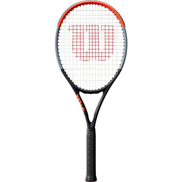 """WILSON Tennisschläger """"Clash 100L"""" - unbesaitet - 16x19"""
