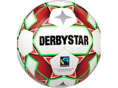 DERBYSTAR Equipment - Fußbälle Alpha TT v20 Trainingsball Grün