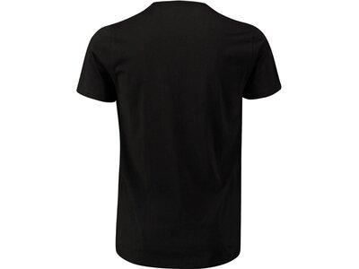 PUMA Herren Unterhemd Basic 2P V-Neck 2er Pack Kurzarm Schwarz