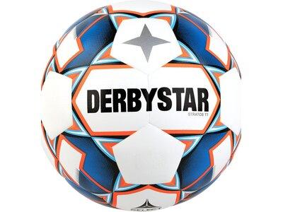 DERBYSTAR Equipment - Fußbälle Stratos TT v20 Trainingsball Pink