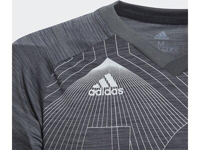 ADIDAS Kinder T-Shirt Messi Grau