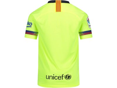 "NIKE Kinder Trikot ""FC Barcelona Away"" Saison 2018/19 Blau"